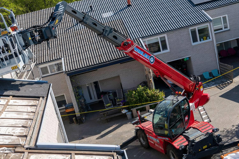 Professionele asbestsanering en vakkundig dakherstel